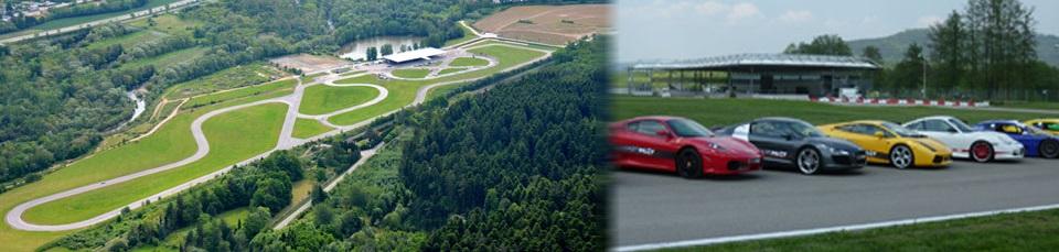 stage de pilotage circuit geoparc