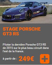stage pilotage porsche gt3 rs 2015 circuit geoparc expertpilot conduite sportive