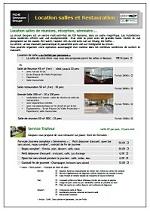 fiche seminaire entreprise location salles geoparc