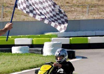 Damier Karting